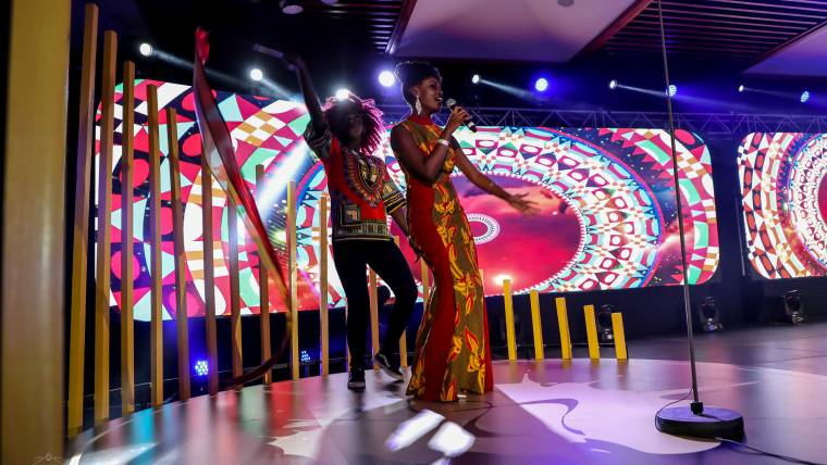 Groove Awards 2019 Thanksgiving Concert